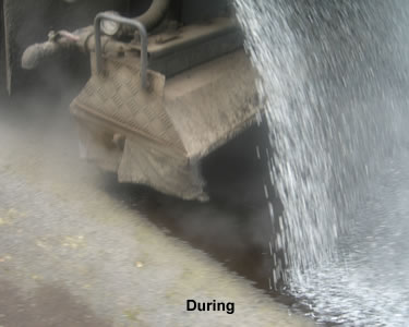 Surface Dressing In Cumbria and Scotland