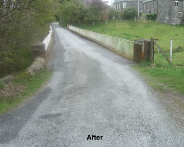Surface Dressing In Scotland
